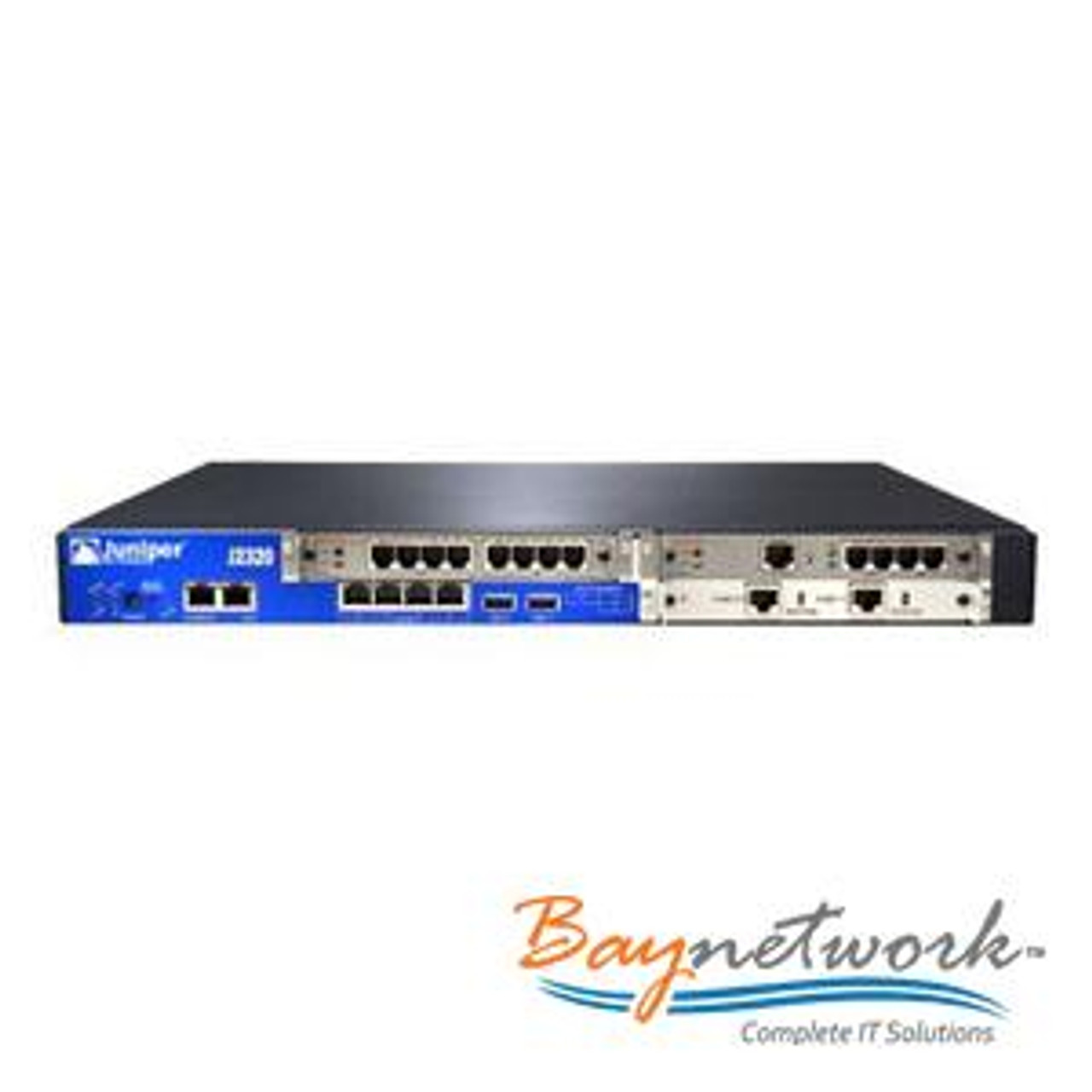 Juniper J2320-JH-1G-CF-SC J-Series Service Router 3 PIM Slots JDP