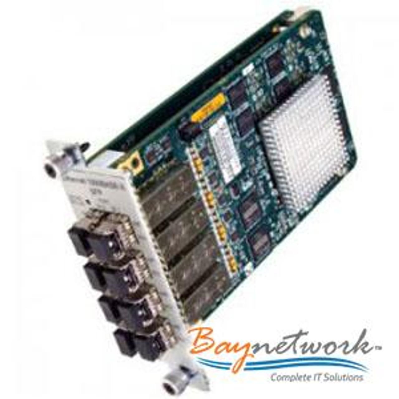 Juniper 4-Port Gigabit Ethernet IQ2 w// SFP PE-4GE-TYPE1-SFP-IQ2