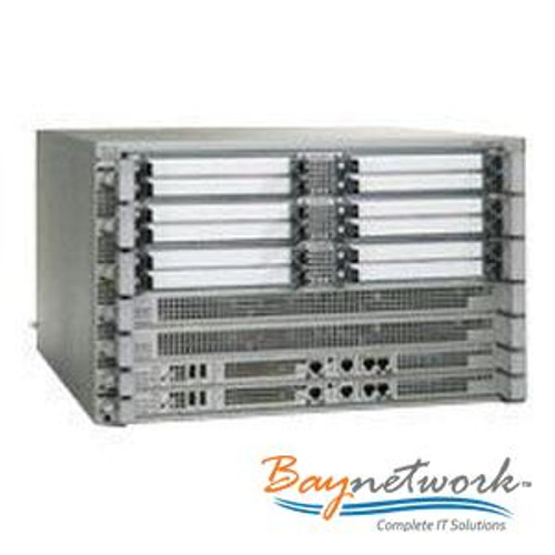 Cisco ASR1006 router.