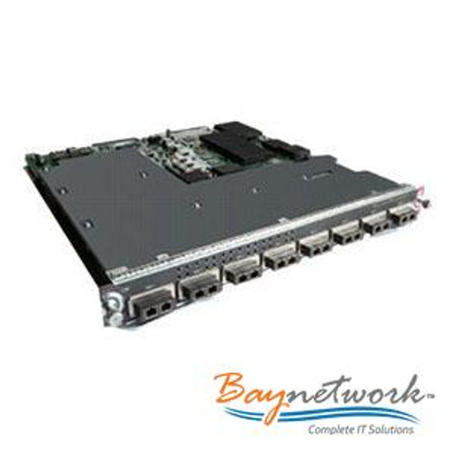 Cisco WS-X6908-10G-2TXL 6500 series Cisco Catalyst 10Gb switch blade