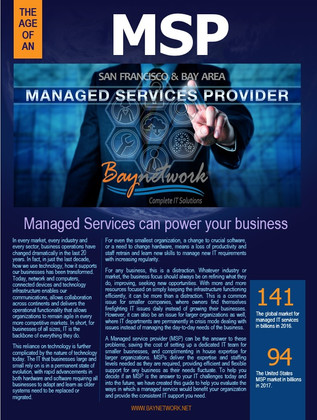 Managed Services - The answer to your IT problems?