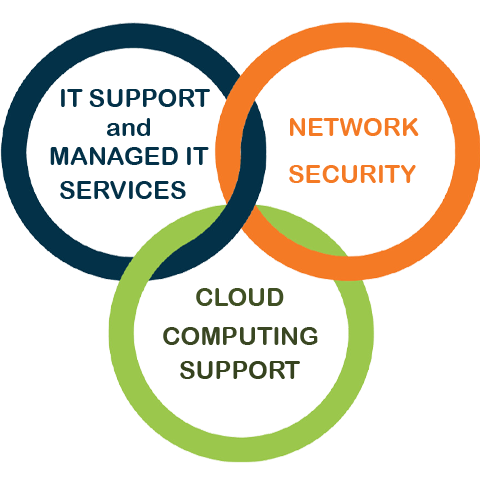 Bay Networks IT support core business