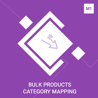 Bulk Products Category Mapping