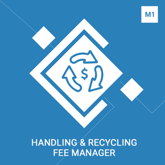 Handling and Recycling Fee Manager