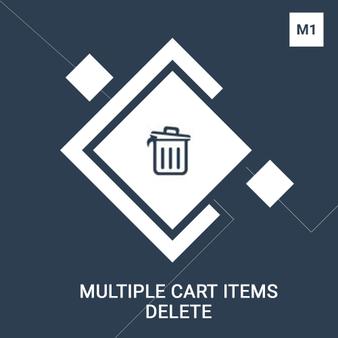 Multiple Cart Items Delete
