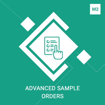 Magento2 Advanced Sample Orders