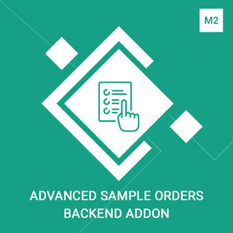 Backend Addon for Advanced Sample Orders