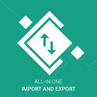 All in one Import and Export Magento 2 Extension