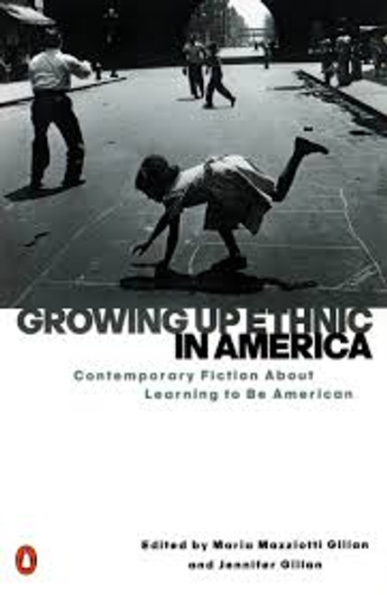 GROWING UP ETHNIC IN AMERICA: CONTEMPORARY FICTION ABOUT LEARNING TO BE AMERCAN
