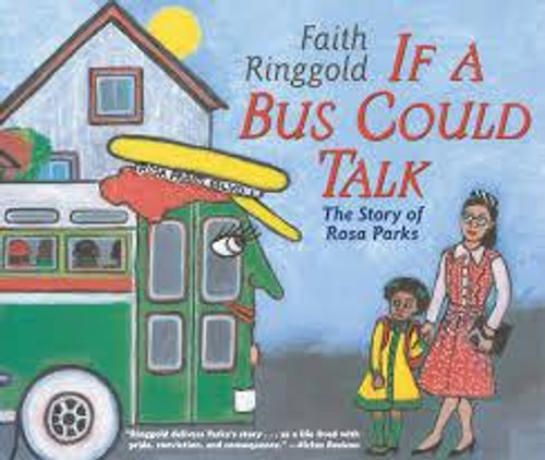 If a Bus Could Talk: The Story of Rosa Parks ( Reading Rainbow Books )