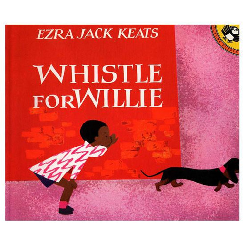 WHISTLE FOR WILLIE BOARD BOOK
