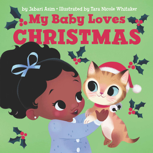 My Baby Loves Christmas Board book