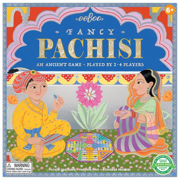 Eeboo Fancy Pachisi Board Game - Regular