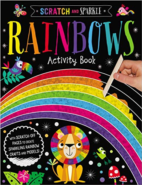 RAINBOWS ACTIVITY BOOK (SCRATCH AND SPARKLE)