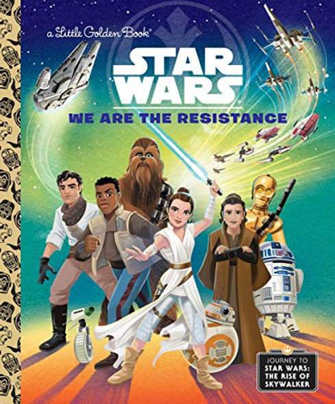 WE ARE THE RESISTANCE (STAR WARS)