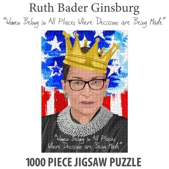 The Notorious RBG Puzzle