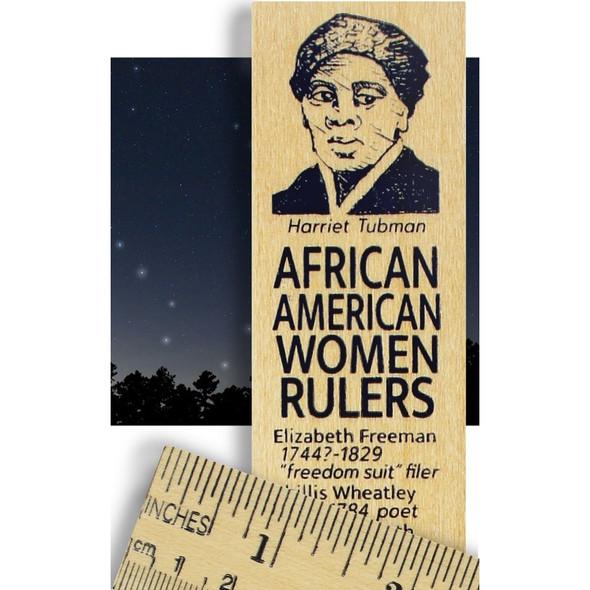 African American Women Rulers