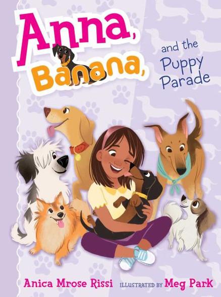 ANNA, BANANA, AND THE PUPPY PARADE (BK. 4)