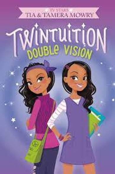 Twintuition: Double Vision ( Twintuition #1 )
