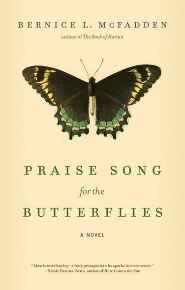 PRAISE SONG FOR THE BUTTERFLIES (PB)