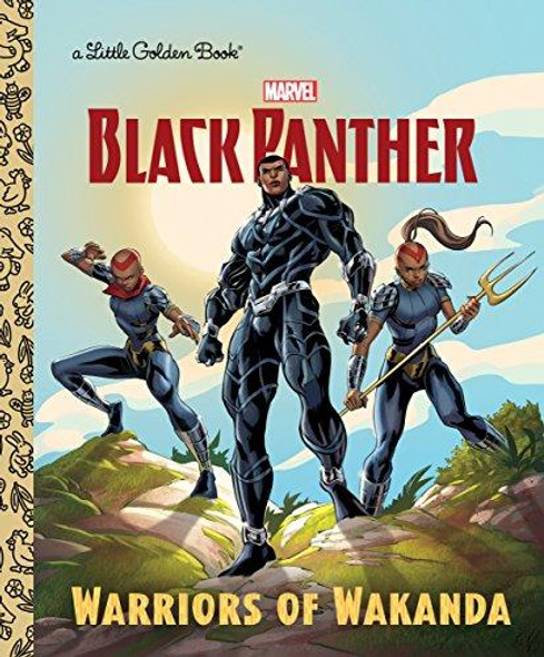 WARRIORS OF WAKANDA (MARVEL: BLACK PANTHER)