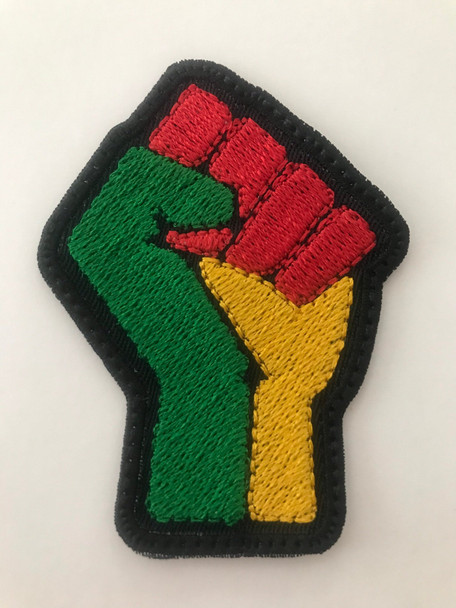 Black Power Patch