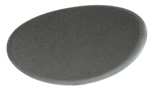 Springfield Marine | Seat with Ball Bracket for Control Post | Charcoal (1040350)