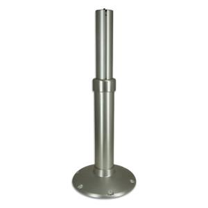"Springfield Marine | 2-7/8"" Series | Mainstay | Adjustable Height Pedestal | 24""- 30.5"" (1250328-NS)"