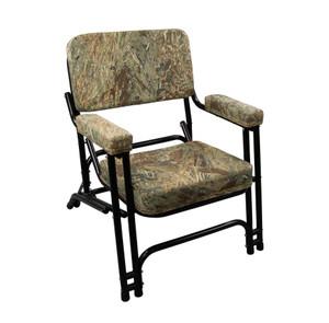 Springfield Marine | Classic Folding Deck Chair | Camo (1080021-DB)