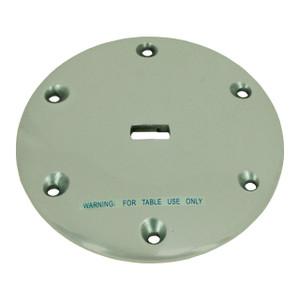 Springfield Marine | Bolt-Lock Table Base | Anodized (3690007-A)