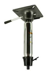 "Springfield Marine | Taper-Lock Series | Power Rise Adjustable Pedestal | 13.5"" - 19.75"" (3601002)"