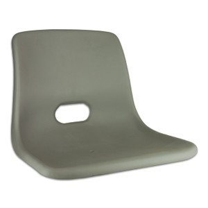 Springfield Marine | First Mate Seat Gray (1061014-S)