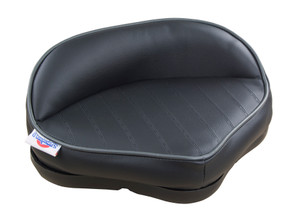 Springfield Marine | Pro Stand-Up Seat | Charcoal & Black (1040224)