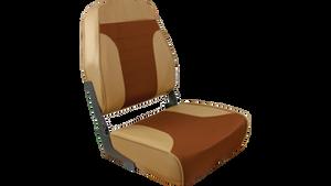 Springfield Marine | Fold Down Economy Coach HB Seat | Sand & Brown (1040668)