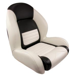 Springfield Marine | Ozark Sport II Seat | White & Black (1043334)