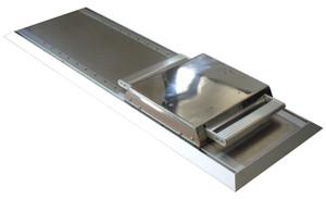 Springfield Marine | Sliding Seat Deck Track | Stainless Steel (3100550-SS)