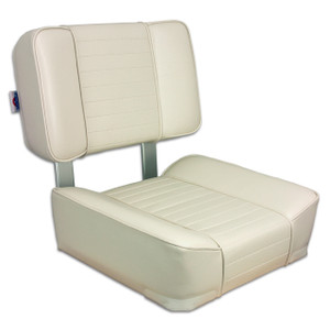 Springfield Marine   Deluxe Upholstered Seat   Off White (1040809)