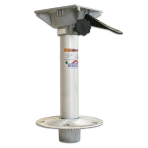"Springfield Marine | Plug-In | 3-Piece 15"" Fixed Height Pedestal Package 