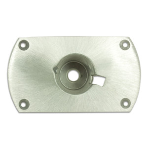Springfield Marine | Taper-Lock |  Floor Base | 9 x  5-1/8 inch (1600008)