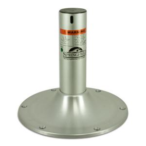 "Springfield Marine   2-3/8"" Series   10"" Locking Clipper Pedestal (1440610-MAL)"