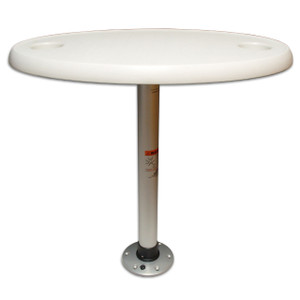 Springfield Marine | Thread-Lock Table Package with Oval Table Top (1690106)