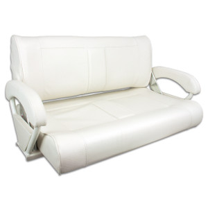 Springfield Marine | Double Bucket Seat | Off White (1042050)