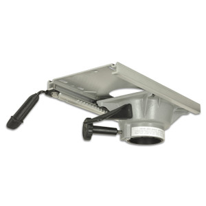 "Springfield Marine | Trac-Lock III 2-7/8"" Locking Swivel & Slide Seat Mount (3100521-L1)"