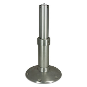 "Springfield Marine | Mainstay Series | 16.5""-22.5"" Adjustable Height Pedestal 