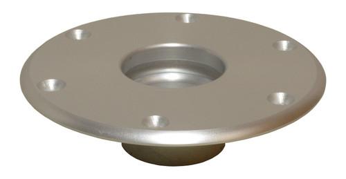 """Springfield Marine   2-3/8"""" Locking Stowable Table Base   Anodized (1660017)"""