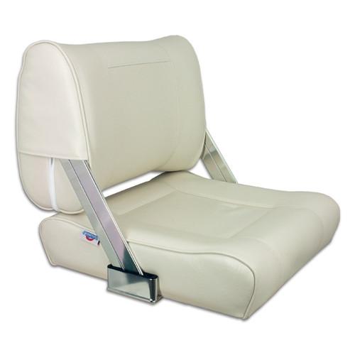 Springfield Marine   Flip Back Seat   Off White (1042047)