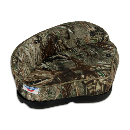 Springfield Marine   Pro Stand-Up Boat Seat   Mossy Oak Duck Blind (1040217)