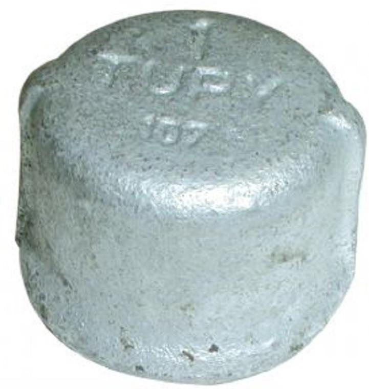Galvanised 301 Cap