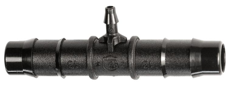 Antelco DB Reducing Tee 13mm-4mm-13mm