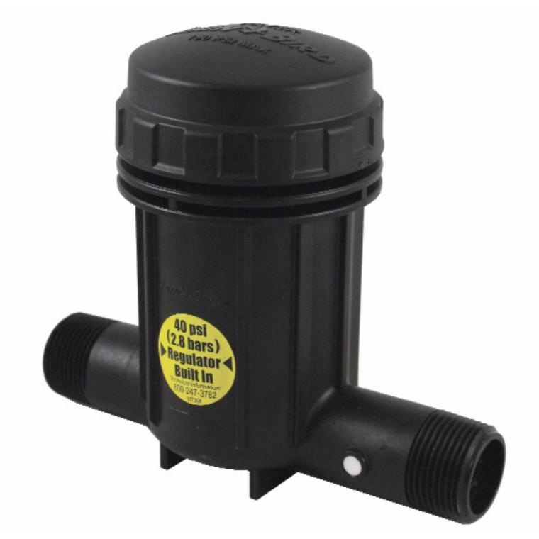 "Rain Bird Basket Filter 1"" with Pressure Regulator 2.8 Bar"